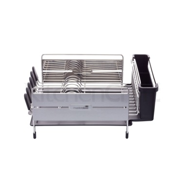 Master Class Deluxe Stainless Steel Dish Drainer