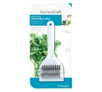 KitchenCraft Herb Roller Cutter With Stainless Steel Blade