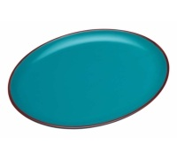 World of Flavours Mexican Ceramic Oval Serving Platter