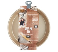 Paul Hollywood Non-Stick Deep Pie / Tart Tin