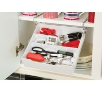 KitchenCraft Easy Add Shelf Drawer