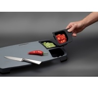 MasterClass Non-Slip Raised Chopping Station