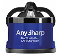 AnySharp Blue Knife Sharpener Pro