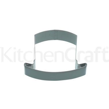 KitchenCraft 9cm Top Hat Shaped Cookie Cutter