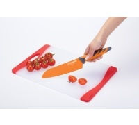 Colourworks 3 Piece Orange Knife Starter Set