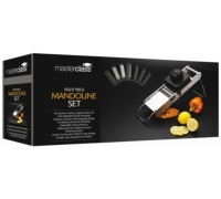 Master Class Stainless Steel Mandoline Set