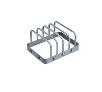 Industrial Kitchen Vintage-Style Toast Holder