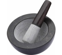 MasterClass Quarry Marble Mortar and Pestle