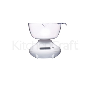 Kitchen Craft Electronic Diet Kitchen Scales