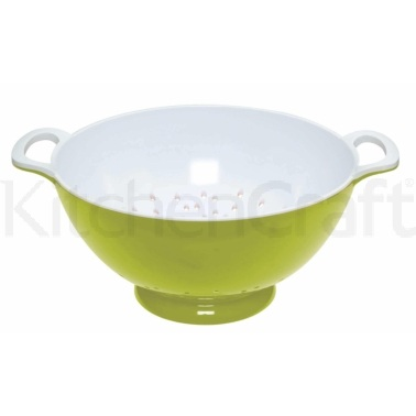 Colourworks Large Green Melamine Colander
