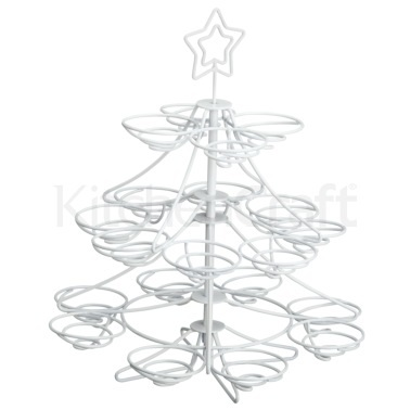 Kitchen Craft Wire Cupcake and Mince Pie Tree