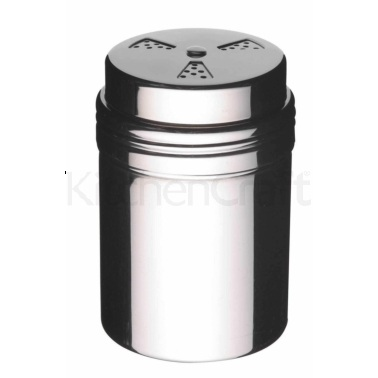 Kitchen Craft Stainless Steel Multi Option Shaker