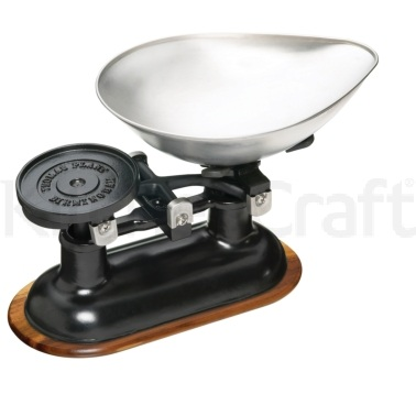 Natural Elements Traditional Balance Scales