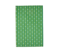 KitchenCraft Set of 2 An Apple A Day Tea Towels