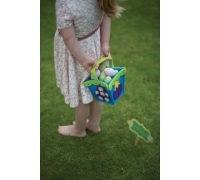 Hoppity Does It Easter Egg Hunt Basket