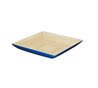KitchenCraft Santorini Medium-Size Bamboo Wood Serving Tray