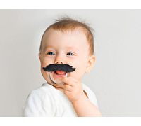 Fred Chill, Baby Mustache Teether