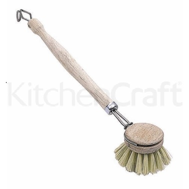 Kitchen Craft Wooden Dish Wash Brush