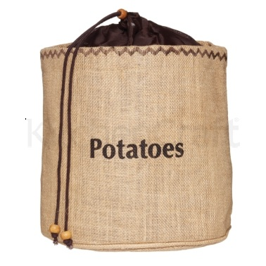 Natural Elements Potato Jute Sack