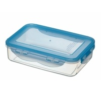 Pure Seal Rectangular 1.1 Litres Storage Container