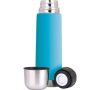 Colourworks Display of 12 Stainless Steel Vacuum Flasks