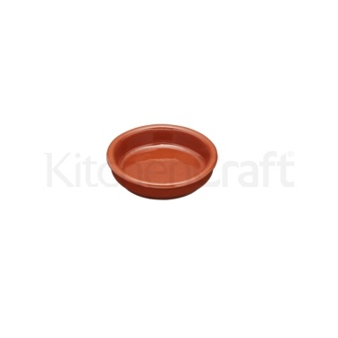 World of Flavours Mediterranean Terracotta Medium Tapas Dish