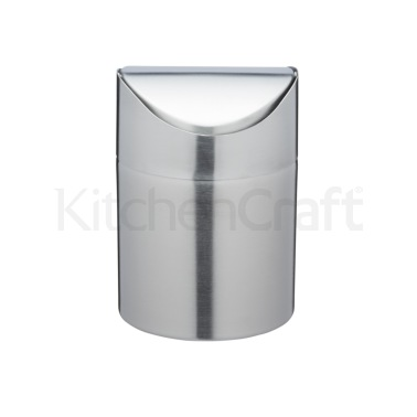 Le'Xpress Stainless Steel Mini Bin