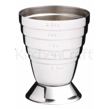 BarCraft Stainless Steel Jigger