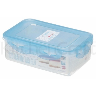 KitchenCraft Pure Seal Rectangular 1 Litre Storage Container