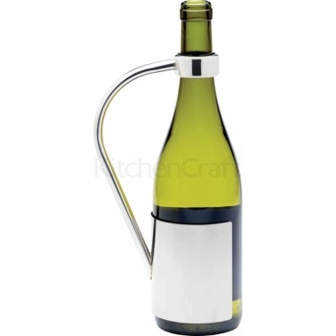 Bar Craft Deluxe Bottle Holder and Pourer