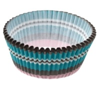 Sweetly Does It Pack of 80 Circle Design Petit Fours / Treat Cases