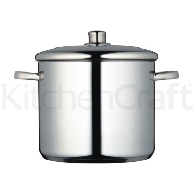 Master Class Stainless Steel 11 Litre Stockpot