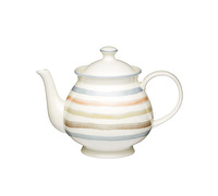 Classic Collection 6-Cup Ceramic Vintage-Style Teapot