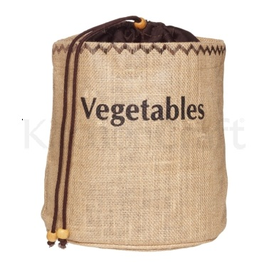 Natural Elements Vegetable Jute Sack