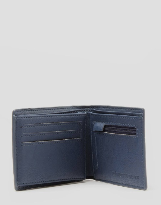Element Daily Wallet - Dark Denim