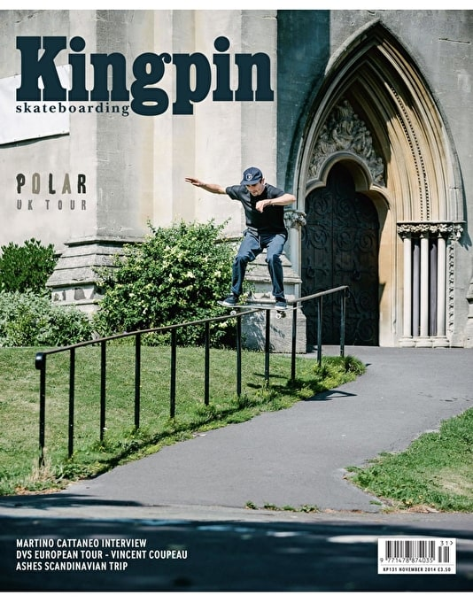 Kingpin Magazine Issue 131 November 2014