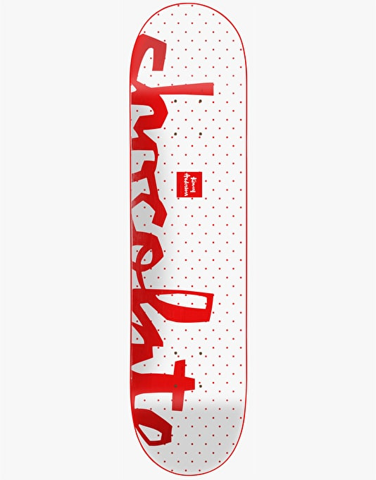Chocolate Anderson Floater Chunk Pro Deck - 7.25""