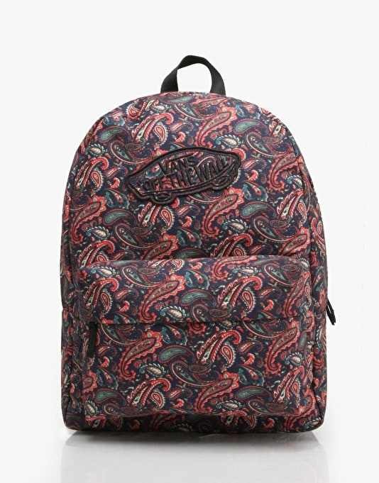 Vans Realm Backpack - Bison
