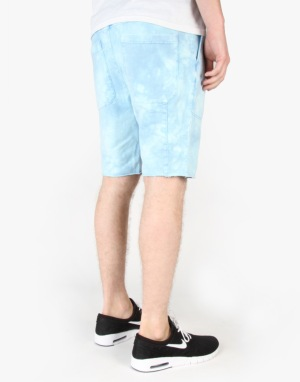 Globe Barkly Sweatshorts - Faded Indigo