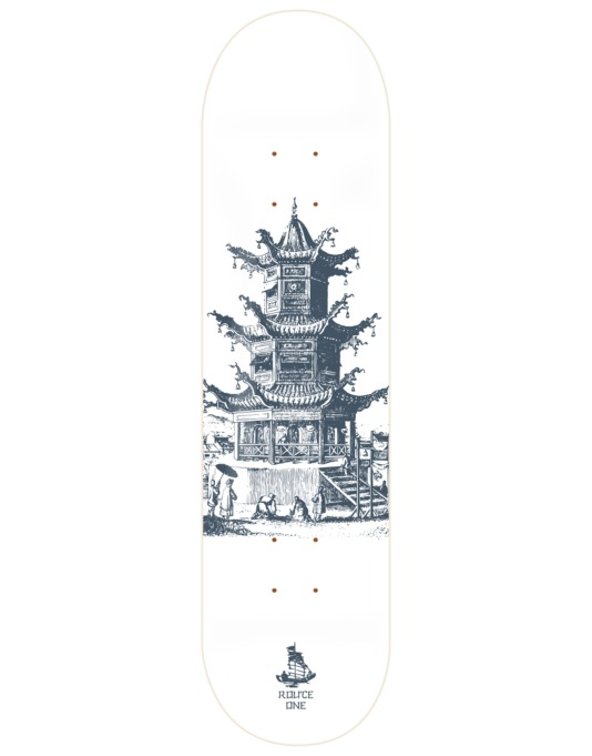 Route One Temple Team Deck - 8.125""