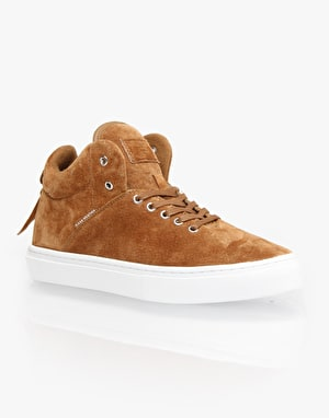Clear Weather One-Ten Shoes - Honey Pig Suede