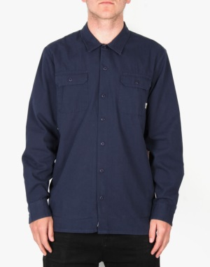 Vans Geoff Rowley Workwear Shirt - Navy