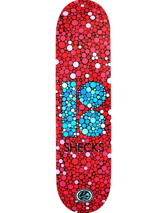 Plan B Sheckler Eye Test P2 Pro Deck - 8.125""