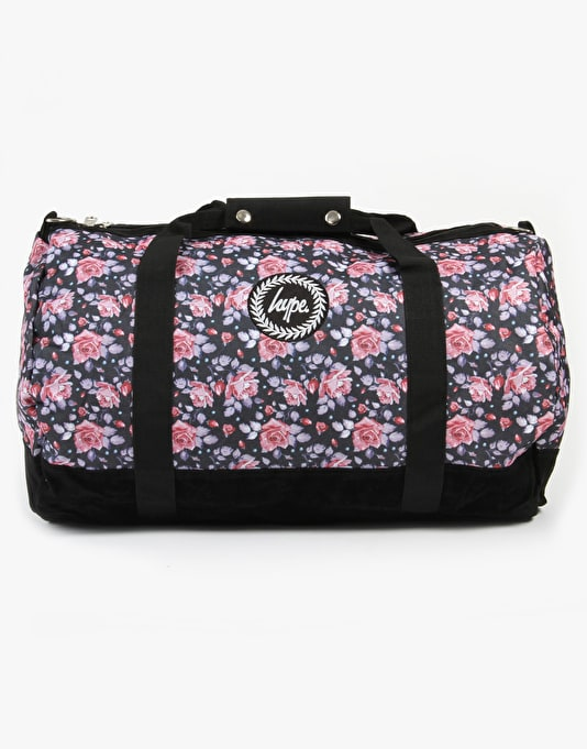Hype Bespoke Flower Duffel Bag - Multi