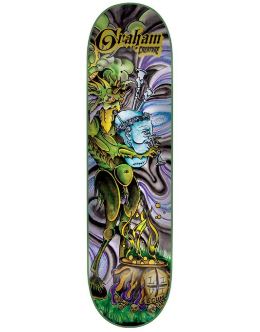 Creature Graham Cauldron Pro Deck - 9""