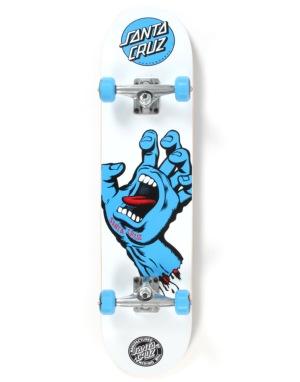 Santa Cruz Screaming Hand Complete Skateboard - 7.75