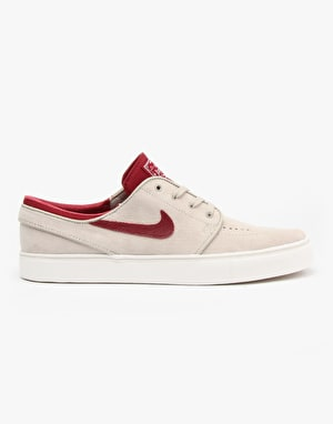Nike SB Zoom Stefan Janoski Special Edition Skate Shoes - String/Rd-Gm