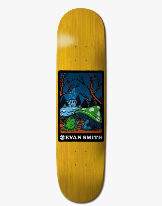 Element Evan Second Hand Featherlight Pro Deck - 8.38""