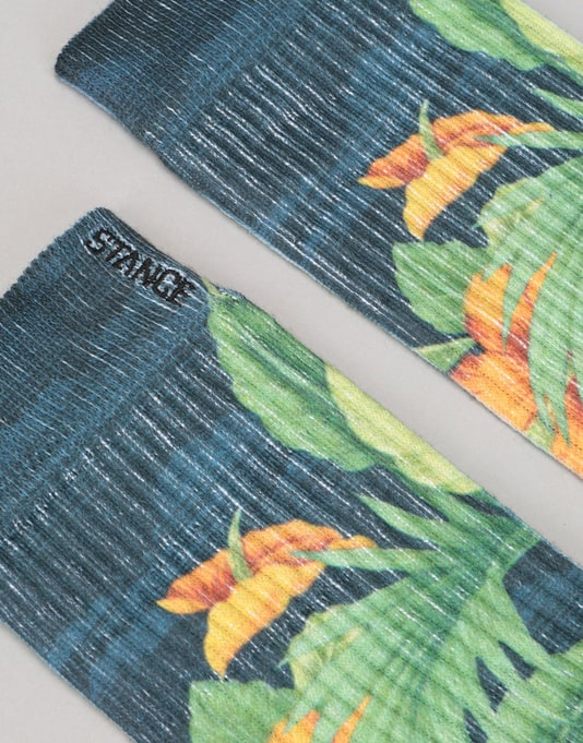 Stance Two Scoops Classic Crew Socks - Black