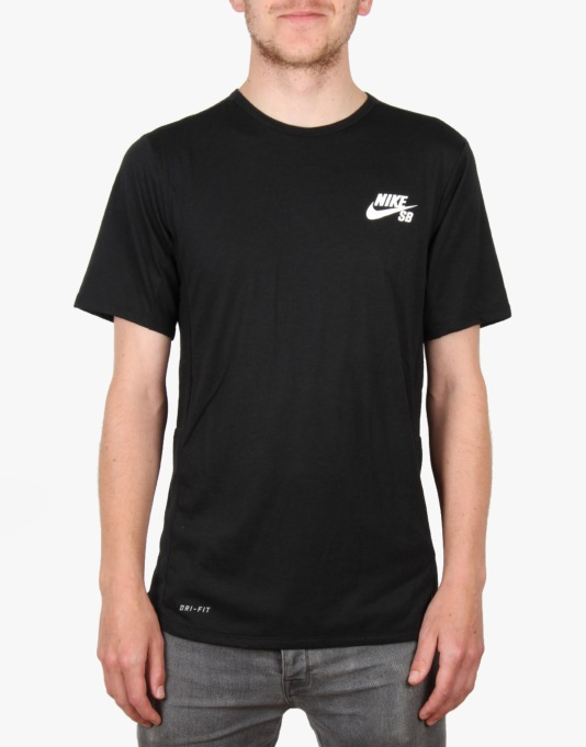 Nike SB Skyline Dri-FIT Cool Crew - Black/White